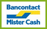 Betalen doormiddel van bancontact op Reducera.nl