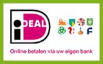 Betaal mogelijkheid Ideal op Reducera.nl